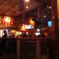 Photo taken at Logan's Roadhouse by Seth P. on 11/11/2012