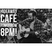 Photo taken at Hideaway Cafe by Bradley N. on 7/8/2016