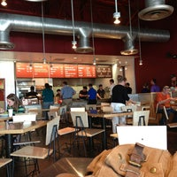 Photo taken at Chipotle Mexican Grill by Bradley N. on 12/19/2012