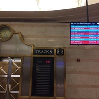 Photo taken at NJ Transit Waiting Area by Danny D. on 9/10/2014