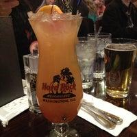 Photo taken at Hard Rock Cafe Washington DC by B on 2/10/2013