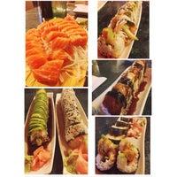 Photo taken at Tokyo Sushi by Amanda C. on 6/22/2013