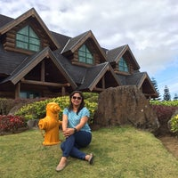 Photo taken at The Spa and Lodge at Tagaytay Highlands by Ann G. on 1/31/2014
