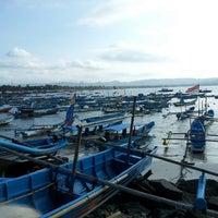 Photo taken at Pantai Pangandaran by Radyan S. on 5/6/2013