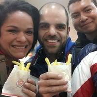 Photo taken at Burger King by Alberto G. on 4/26/2013