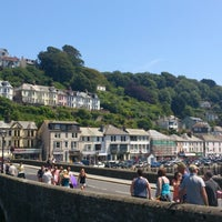 Photo taken at Looe by Page M. on 7/16/2013