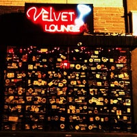 Photo taken at Velvet Lounge by Ellen L. on 9/2/2013