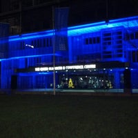 Photo taken at Queen Elizabeth II Conference Centre by Dmitry K. on 12/25/2012