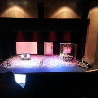 Photo taken at Gracie Theater by Clif R. on 4/13/2013