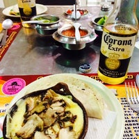 Photo taken at La Parrilla Suiza by J. O. on 6/6/2014
