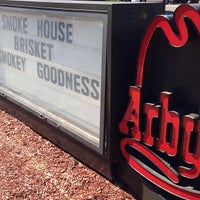 Photo taken at Arby's by Steve G. on 10/11/2013