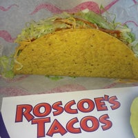 Photo taken at Roscoe's Tacos by Steve G. on 8/2/2014
