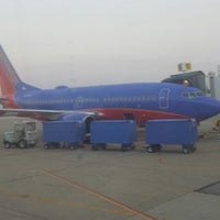 Photo taken at Akron-Canton Airport (CAK) by Living NEO G. on 7/8/2013