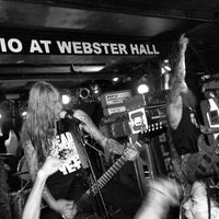 Photo taken at The Studio at Webster Hall by Anna Y. on 5/17/2013