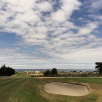 Photo taken at Pacific Grove Golf Links by Chuong P. on 5/22/2015