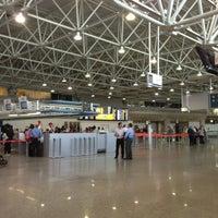 Photo taken at Aeroporto Internacional do Rio de Janeiro / Galeão (GIG) by Petr D. on 7/10/2013