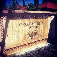 Photo taken at Grgich Hills Estate by Gretchen S. on 7/15/2013