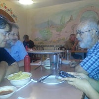 Photo taken at Molina's Midway Restaurant by Melinda P. on 7/27/2013