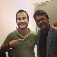 Photo taken at Esporte Interativo by Arthur De Castro A. on 11/28/2015