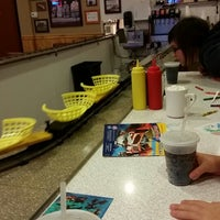 Photo taken at 2 Toots Train Whistle Grill by Elaina B. on 1/19/2015
