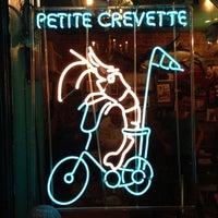 Photo taken at Petite Crevette by Sam M. on 5/20/2013