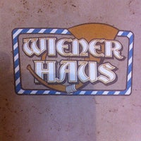 Photo taken at Wiener Haus by Andrea F. on 1/13/2013