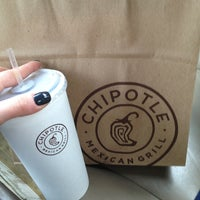 Photo taken at Chipotle Mexican Grill by Jacklyn G. on 5/23/2013