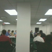 Photo taken at Stamford Toastmasters by Sarah G. on 2/27/2013