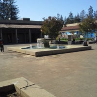 Photo taken at De Anza - L Quad by Leslie P. on 10/10/2013