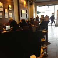 Photo taken at Starbucks by Calvin T. on 4/24/2013