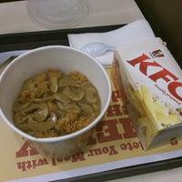 Photo taken at KFC by o o. on 3/12/2014