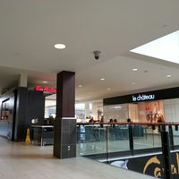 Photo taken at Kingsway Mall by Jm H. on 10/18/2012