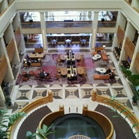 Photo taken at Renaissance Indian Wells Resort & Spa by Jim B. on 11/17/2012