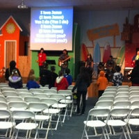 Photo taken at Rock Church and World Outreach Center by Ronnel J. on 1/27/2013