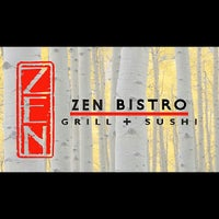 Photo taken at Zen Bistro Sushi by Jose D. on 5/31/2013