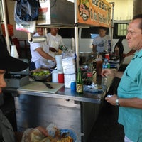 Photo taken at Tacos Fitos by Ray C. on 6/26/2013