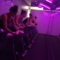 Photo taken at Work It Out-A Fitness Boutique by Stefanie S. on 10/8/2015