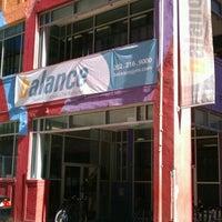Photo taken at Balance Gym by Orlando D. on 11/11/2012