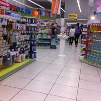 Photo taken at Farmacia San Pablo Interlomas by Jorge R. on 1/3/2013