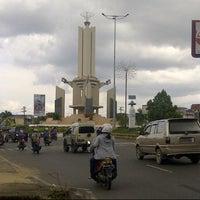 Photo taken at Simpang Empat Banjarbaru by Joe J. on 2/24/2013