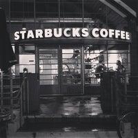 Photo taken at Starbucks by Marjorie C. on 3/9/2013