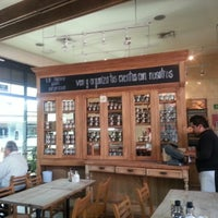Photo taken at Le Pain Quotidien by Mauricio V. on 1/18/2013