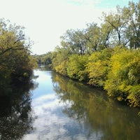 Photo taken at River Park by Yvonne H. on 10/2/2012