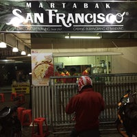 Photo taken at Martabak San Francisco by Wawa R. on 12/18/2015