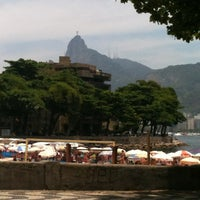 Photo taken at Garota da Urca by Alexandre M. on 1/6/2013