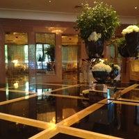 Photo taken at Four Seasons Hotel Boston by Cameron S. on 7/29/2013