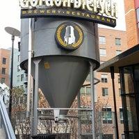 Photo taken at Gordon Biersch Brewery Restaurant by Charles O. on 1/12/2013