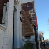 Photo taken at Eat & Joy by Damron C. on 2/24/2013