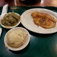 Photo taken at Sweet Tea Restaurant by mac d. on 1/21/2014