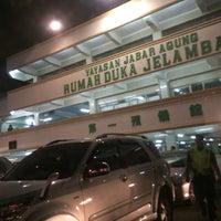 Photo taken at Rumah Duka Jelambar by Fredrick S. on 1/20/2016